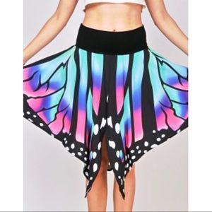 Dresses & Skirts - Asymmetrical Butterfly 🦋 Skirt